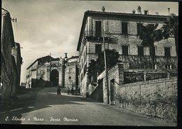 WC981 S. ELPIDIO A MARE - PORTA MARINA - Italia