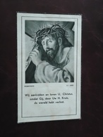 Camille Staelen - Vandevenne  Geboren Te Woumen 1898 En Overleden Te Jonkershove 1952  (2scans) - Godsdienst & Esoterisme