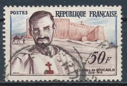 France- Charles De Foucauld YT 1191 Obl - France