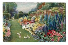 CPA - Cartes Postales-Royaume Uni -All In A Garden Fair - S4039 - England