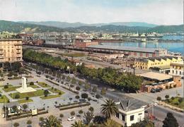 LA SPEZIA - Avenue D'Italie Et Port Marchand - La Spezia