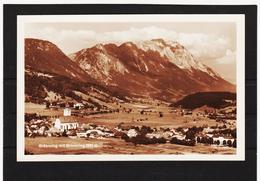 KTM403 POSTKARTE 1931 GRÖBMING Mit GRIMMING STEIERMARK GEBRAUCHT SIEHE ABBILDUNG - Österreich