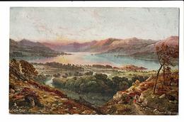 CPA - Cartes Postales-Royaume Uni -Scottish Lochs- S4040 - Scotland