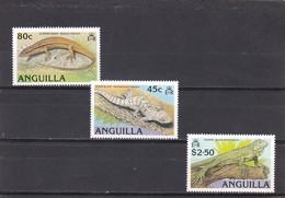 Anguilla Nº 726 Al 728 - Anguilla (1968-...)