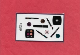 CHANEL MAKE UP - Perfume Cards