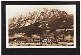 KTM405 POSTKARTE 1932 GRÖBMING KURANSTALT STEIERMARK GEBRAUCHT SIEHE ABBILDUNG - Österreich