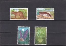 Antigua Nº 1178 Al 1181 - Antigua Y Barbuda (1981-...)
