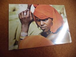 HARRAR ...JEUNE FEMME ...MONTHS OF SUNSHINE - Ethiopie