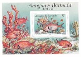 Antigua Hb 126 - Antigua Et Barbuda (1981-...)