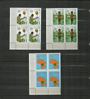 (12.12) ZAIRE  **  1971   Nrs 800/02 - Zaïre