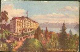 Lusanne Meurice Hotel - VD Vaud