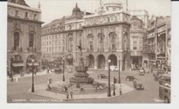 Postcard - London - Piccadilly Circus - No Card No - Unused Very Good - Postcards
