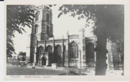 Postcard - Parish Church, Yeovil  - Unused Very Good - Postcards