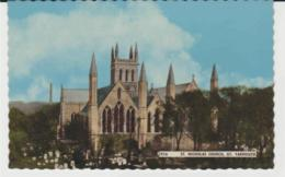 Postcard - St. Nicholas Church Great Yarmouth, Norfolk - Unused Very Good - Postcards