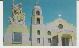 Postcard - Fort Yuma Mission - Yuma, Arizona Card No.s7474 - Unused Very Good - Postcards