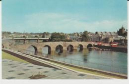Postcard - Auld Brig And Buccleugh Bridge, Dumfries, Pt35724 - Unused Very Good - Postcards