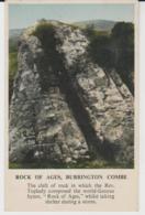 Postcard - Rock Of Ages, Burrington Combe No Card No. - Unused Very Good - Postcards