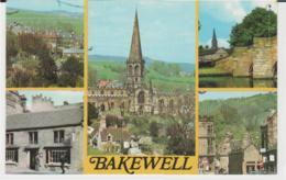 Postcard - Bakewell - Five Views, Card No.plx16667 - Unused Very Good - Postcards