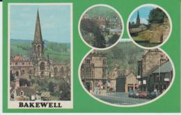 Postcard - Bakewell - Five Views, Card No.plx16701 - Unused Very Good - Postcards