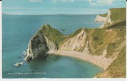 Postcard - Man O ' War Bay - Lulworth - Unused Very Good - Postcards