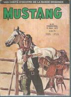 MUSTANG  N° 43   - LUG  1977 - Mustang
