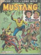 MUSTANG  N° 74   - LUG  1982 - Mustang