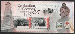 ILE De MAN - BLOC N° 59 ** (2005) 60e Anniversaire De La Fin De La 2e Guerre Mondiale - Man (Ile De)