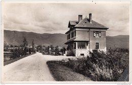 DIVONNE LES BAINS NOUVEAUX BATIMENTS DE LA DOUANE FRANCAISE CPSM 9X14 1951 - Divonne Les Bains