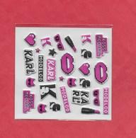 KIS ME KARL - Perfume Cards