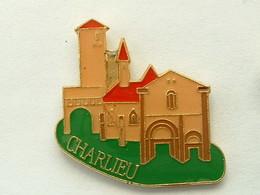 Pin's VILLE DE CHARLIEU - Città