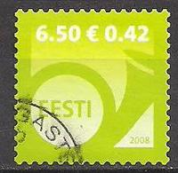 Estland  (2008)  Mi.Nr.  606  Gest. / Used  (2fd10) - Estland