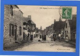 35 ILLE ET VILAINE - CUGUEN La Grande Rue - Autres Communes