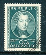 ÖSTERREICH Mi. Nr. 964 150. Geburtstag Von Joseph Lanner - Used - 1945-.... 2. Republik