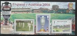 ILE De MAN - BLOC N° 75 ** (2009) Cricket - Man (Ile De)