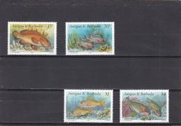 Antigua Nº 1233 Al 1236 - Antigua Et Barbuda (1981-...)