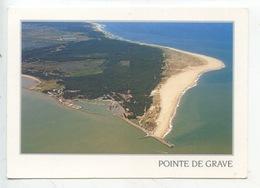 Le Verdon Sur Mer : Pointe De Grave (aérienne) Photo Le Collen - France