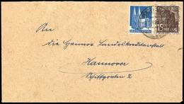1948, Bizone, 41 II U.a., Brief - Bizone