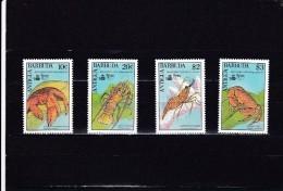 Antigua Nº 1223 Al 1226 - Antigua Y Barbuda (1981-...)