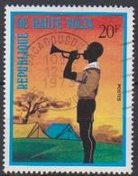 HAUTE-VOLTA - Timbre N°287 Oblitéré - Upper Volta (1958-1984)