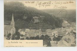 LUXEMBOURG - LAROCHETTE - LA ROCHETTE - Fels - Vue Du Verlorenkost - Larochette