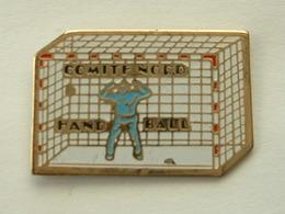 Pin's HANDBALL - COMITE NORD - Handball