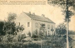 08 - Donchery - Maison Tisserand Lieu De L'entrevue De Napoléon III Avec Bismarck - Frankrijk