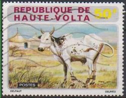 HAUTE-VOLTA - Timbre N°282 Oblitéré - Haute-Volta (1958-1984)