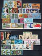 Barbados / Barbade 1975/1980 + BF Yvert 6/7/8 ** MNH / VF - Barbados (1966-...)