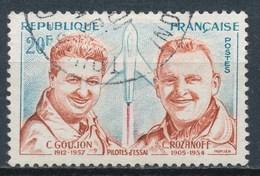 France- Pilotes Goujon & Rozanoff YT 1213 Obl - France