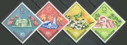 Togo Poste Aérienne YT N°71/74 Exposition Internationale De Montréal 1967 Neuf ** - Togo (1960-...)