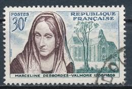 France- Marceline Desbordes-Valmore YT 1214 Obl - France