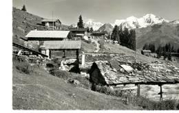 Suisse - Clambin S/ Verbier (VS) - Les Combins (avec Cachet Du Restaurant) - VS Valais