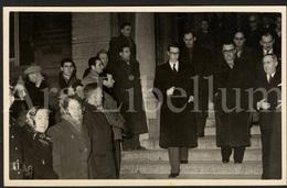 Postcard / ROYALTY / Belgique / België / Roi Baudouin / Koning Boudewijn / Wasmes / 1953 / Les Victimes - Colfontaine