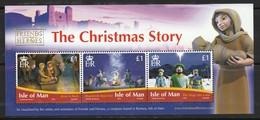ILE De MAN - BLOC N° 84 ** (2010) Noël / Christmas - Man (Ile De)